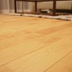 床に直接物を置かなければ、自然と部屋は片付いていく
