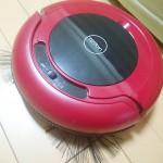 1万円以下でも十分。ロボット掃除機LAQULITO CZ-860