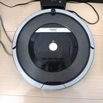 ロボット掃除機ルンバ870(iRobot)の体験談。楽してお掃除