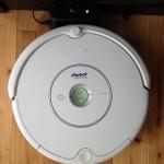 ロボット掃除機ルンバ530(iRobot)の体験談。主婦の強い味方
